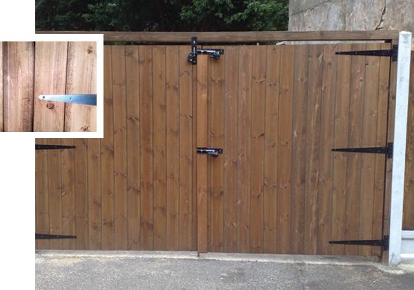 Fencing Sheds Driveway Gates London