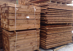 Fencing Panels in Stock