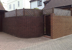Walling & Fence